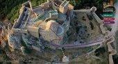 El Castillo de Loarre (Huesca) rompió su récord de visitas en 2019 Foto: castillodeloarre.es