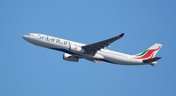 Srilankan Airlines, Airbus A330 300 4R ALM NRT (23975360469)