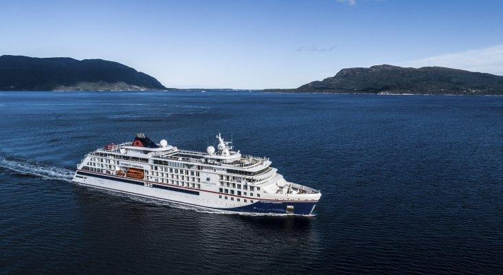 Barco Hanseatic de Hapag Lloyd| Foto: TUI