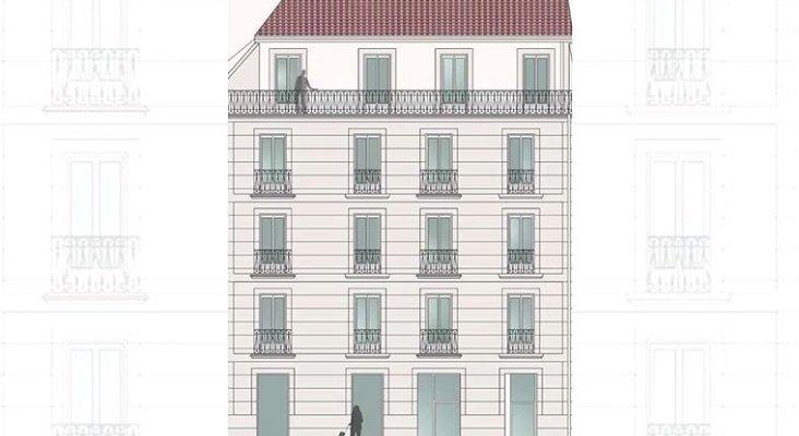 El primer hotel-spa de Ourense con energía geotérmica abrirá en noviembre | Foto: Manuel Álvarez arquitecto vía El Faro de Vigo
