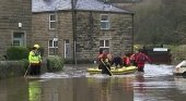 El temporal que asola Europa deja cerca de 200 vuelos cancelados o con retraso | Foto: BBC News