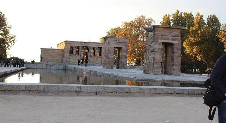 Madrid no renuncia al Templo de Debod, pese a sus problemas de conservación