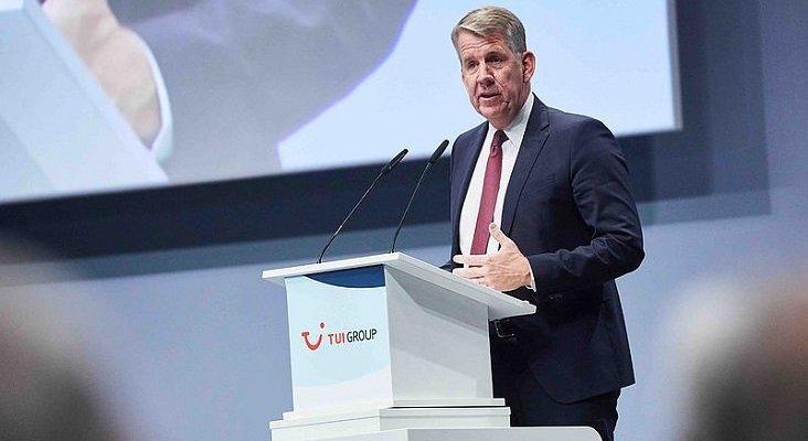 Fritz Joussen, director ejecutivo de TUI Group|Foto: TUI