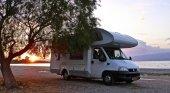 Proponen crear áreas especiales para potenciar el turismo de caravanas en Málaga