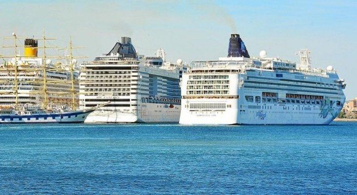 Baleares recibió un 9,3% más de cruceristas en 2019 | Foto: UH