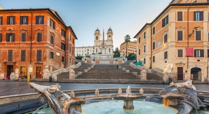 08 ROME SPANISH STEPS GettyImages 162706697