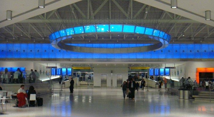 Terminal del Aeropuerto JFK, New York  Foto: Tom Mascardo, (CC BY-ND 2.0)