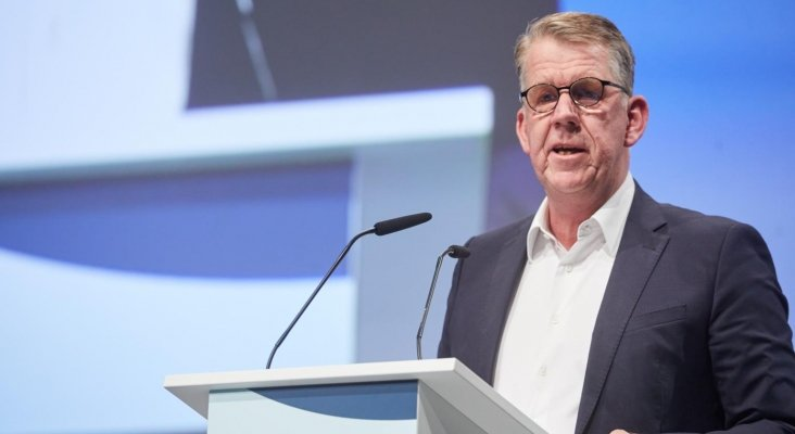 """Fritz Joussen (TUI): """"No sabemos cómo irá el año"""""""