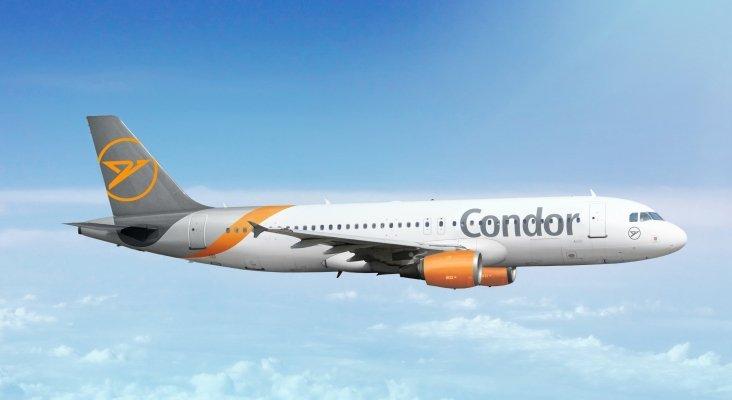 Condor elimina 700 plazas semanales hacia La Palma en el invierno de 2021