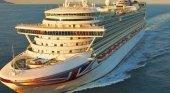 Los hoteles de Ferrol (A Coruña) llenan gracias a las reparaciones del MS Azura|P&O Cruises