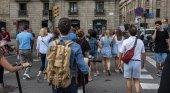 Barcelona apuesta por el turismo nacional para llenar el hueco del Mobile