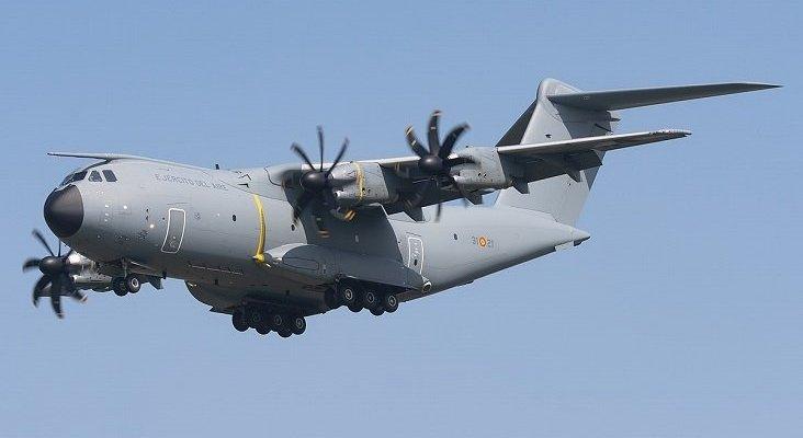 Avión militar A400M, responsable, según Airbus, de los despidos | Gerard van der Schaaf (CC BY 2.0)