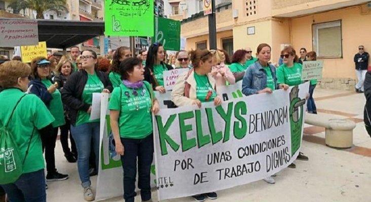 La patronal rechaza modificar la subcontratación de personal en hoteles   Foto: eldiario.es
