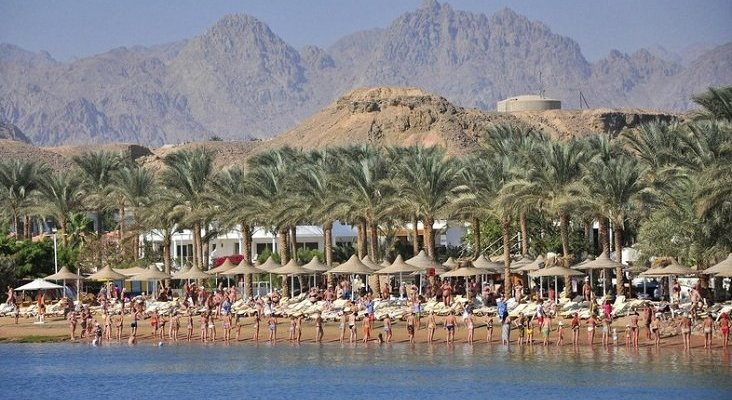 """El destino turístico de Sharm el-Seij (Egipto) se pasa al """"lado verde"""""""