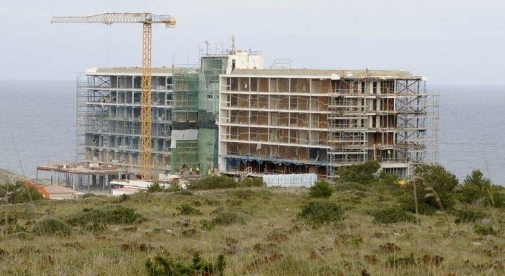 Suspenden la reforma del Palladium Hotel Menorca por falta de licencia|Foto: Menorca al Día