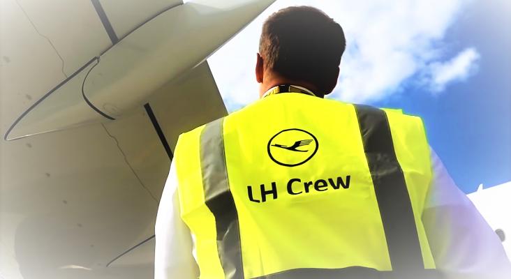 El coronavirus impacta en el sector aeronáutico y de cruceros|Lufthansa