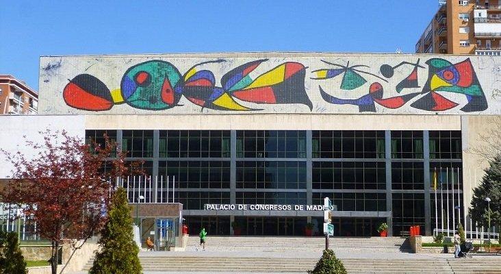 El Palacio de Congresos de Madrid, sede de la Organización Mundial del Turismo durante 40 años   Foto: Zarateman (CC0 1.0)