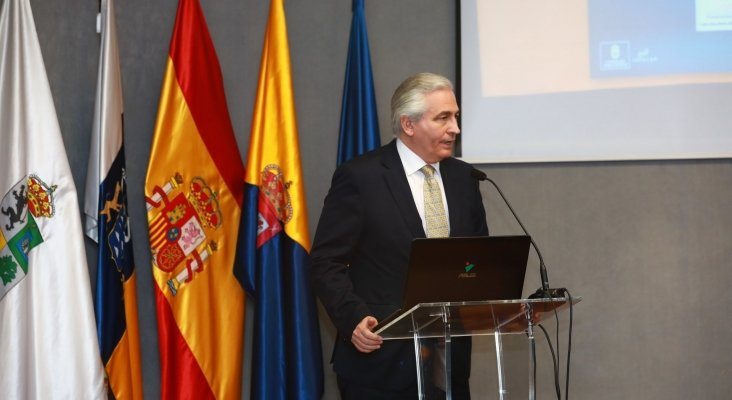 Manuel Mora, director del Instituto Ferial de Canarias (INFECAR)