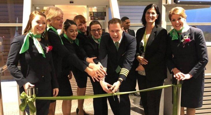 Transavia conecta por primera vez Róterdam  La Haya con Bilbao