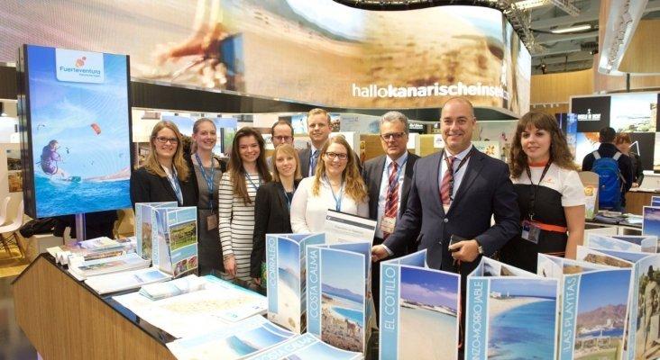 Fuerteventura: Tour por Alemania en mayo: Foto: ITB 2017