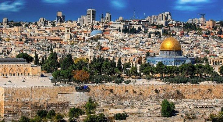 Jerusalén, en Israel