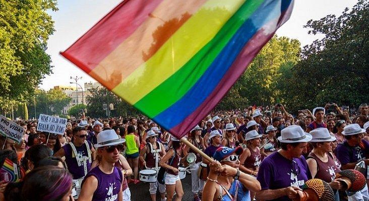 España, entre los tres destinos más populares para los turistas LGBTQ+ | Foto: Gay Pride Madrid- Barcex (CC BY-SA 3.0)