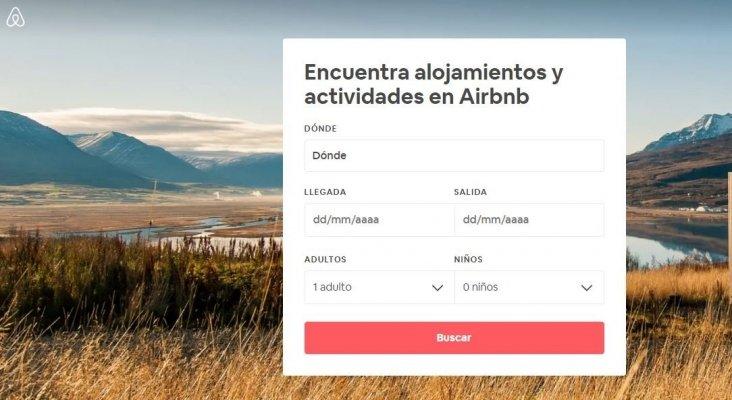 Airbnb activa su Política de Causas de Fuerza Mayor por el coronavirus