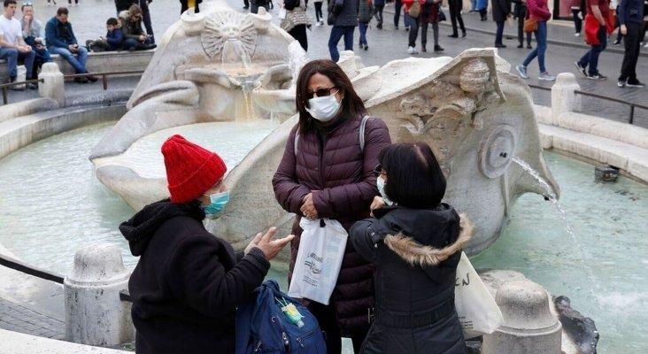 Italia endurece sus medidas de contención para frenar al coronavirus   Foto: EFE vía El Español