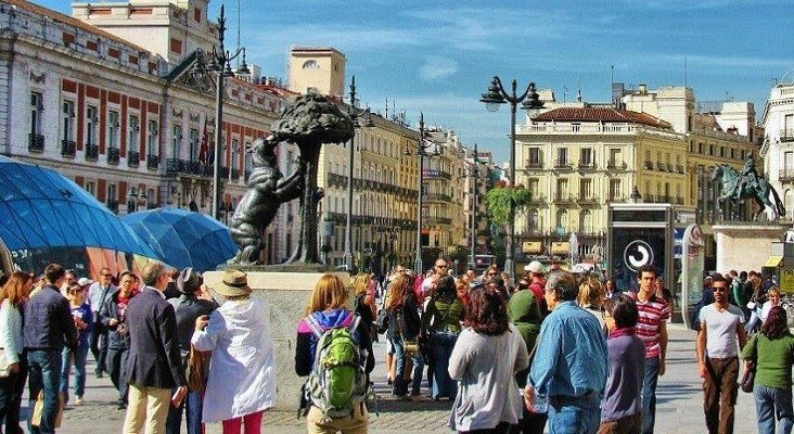 """Madrid """"pisa los talones"""" a Canarias y Cataluña en número de visitantes   Foto: guias-viajar.com"""