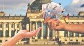 Alemania anuncia 12.400 millones en ayudas para los sectores afectados por el coronavirus
