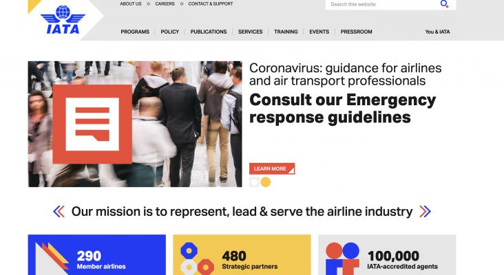 """Las medidas de las aerolíneas para """"sobrevivir"""" al coronavirus"""