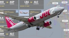 Avión de Jet2.com
