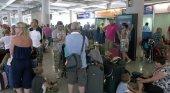 Turistas alemanes llegando a España