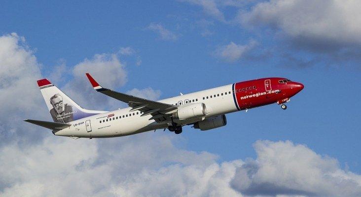 Norwegian cancela el 85% de sus vuelos y suspende de empleo al 90% de la plantilla
