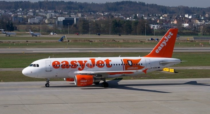 easyJet adelanta la venta de la temporada de invierno 2020/21