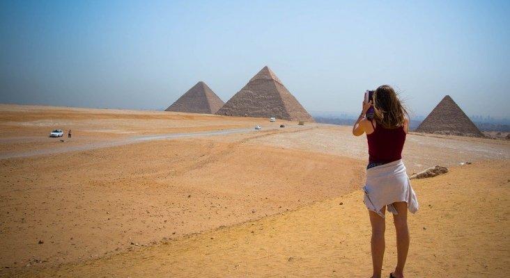 Los turistas en Egipto, en riesgo de quedarse varados