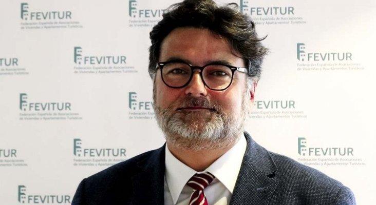 El alquiler vacacional registra pérdidas de 260 millones a causa del Covid-19   Foto: Tolo Gomila, presidente de Fevitur