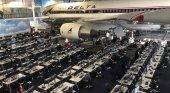 Delta Air Lines reconvierte su museo en un call center gigante|Foto: On The Wings Aviation