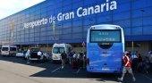 Servicios públicos de transporte gratuito para los turistas varados en Gran Canaria | Foto: Håkan Dahlström (CC BY 2.0)