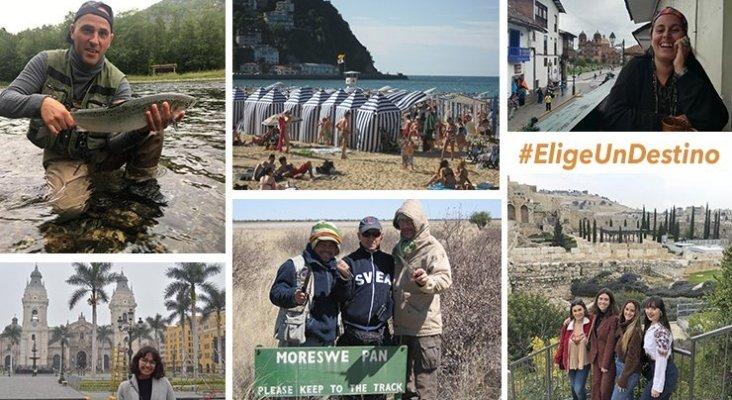 Tourinews te invita a unirte a #EligeUnDestino