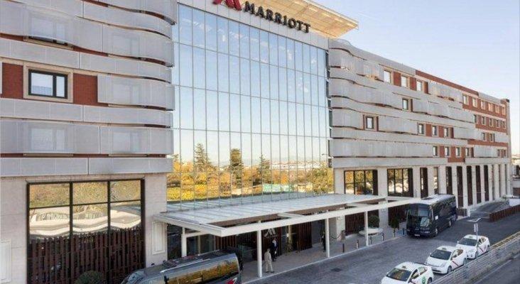 Los hoteleros dan un paso más en su apoyo contra el Covid-19 con 'Hoteles en Acción' | Foto: Hotel Marriott Auditorium-Madrid