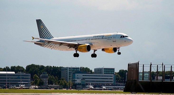Denuncian a Vueling por no reembolsar los vuelos cancelados por el Covid-19