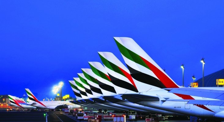Emirates suspende la mayoría de sus vuelos y se centra en la carga
