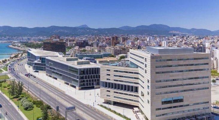 El Meliá Palma Bay, el primer hotel medicalizado de Baleares | Foto: melia.com