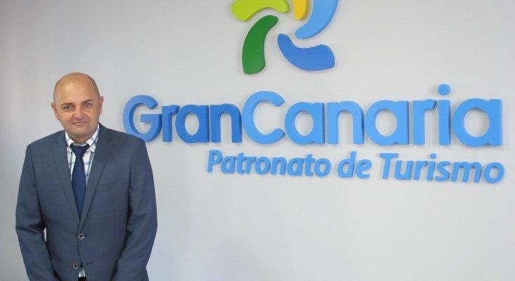 Carlos Álamo, consejero de Turismo de Gran Canaria