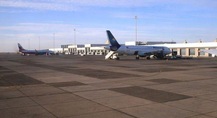Egipto suspende el tráfico aéreo internacional hasta el 15 de abril | Foto: Aeropuerto Internacional de Hurghada