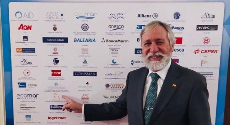 Gabriel Martínez, presidente de la FEAPDT