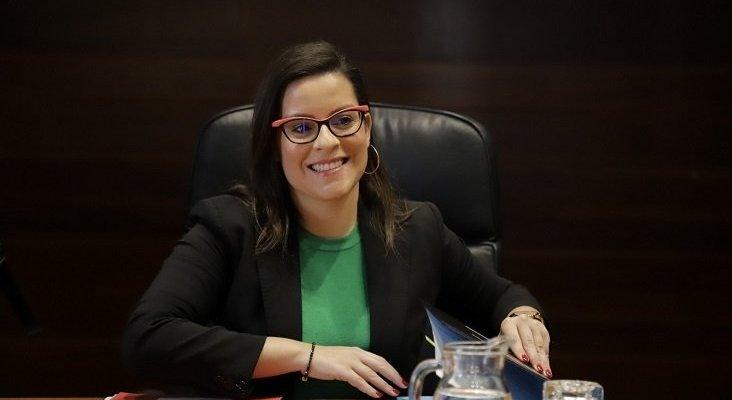 Finalizado el plazo de repatriación, el Estado garantiza el alojamiento a los turistas   Foto: Yaiza Castilla, consejera de Turismo de Canarias