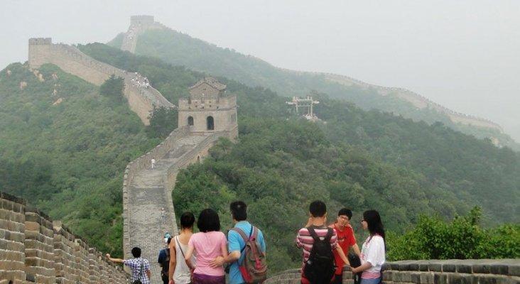 China reabre parte de la Gran Muralla, pero prohíbe la entrada a extranjeros