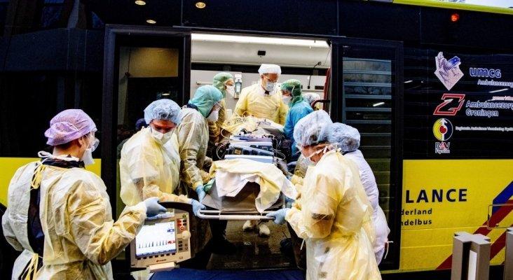 Bélgica espera el pico del coronavirus en mayo Foto: De Tijd